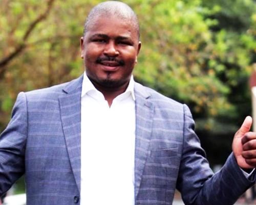 COnvocation President - Mr Fanle Sibisi